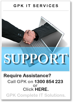 Contact GPK Support