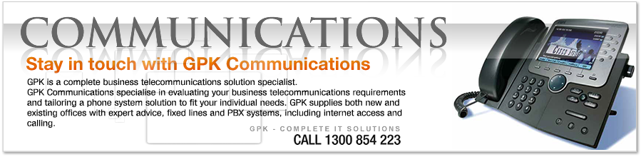 GPKnet Communications