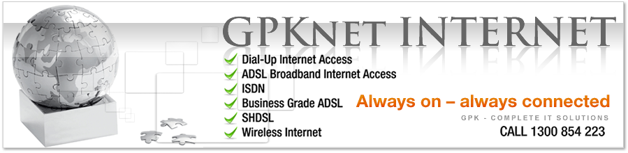 GPKnet - Internet connectivity