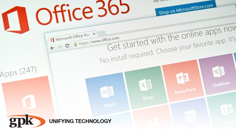 Benefits of moving to Microsoft Office 365