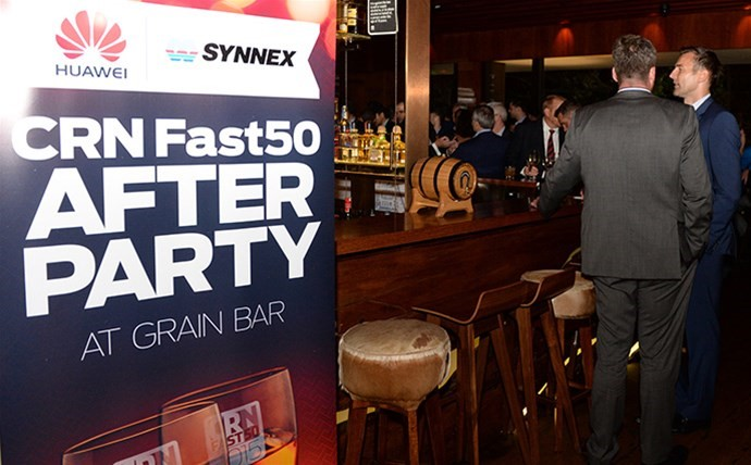 CRN Fast 50 After Party